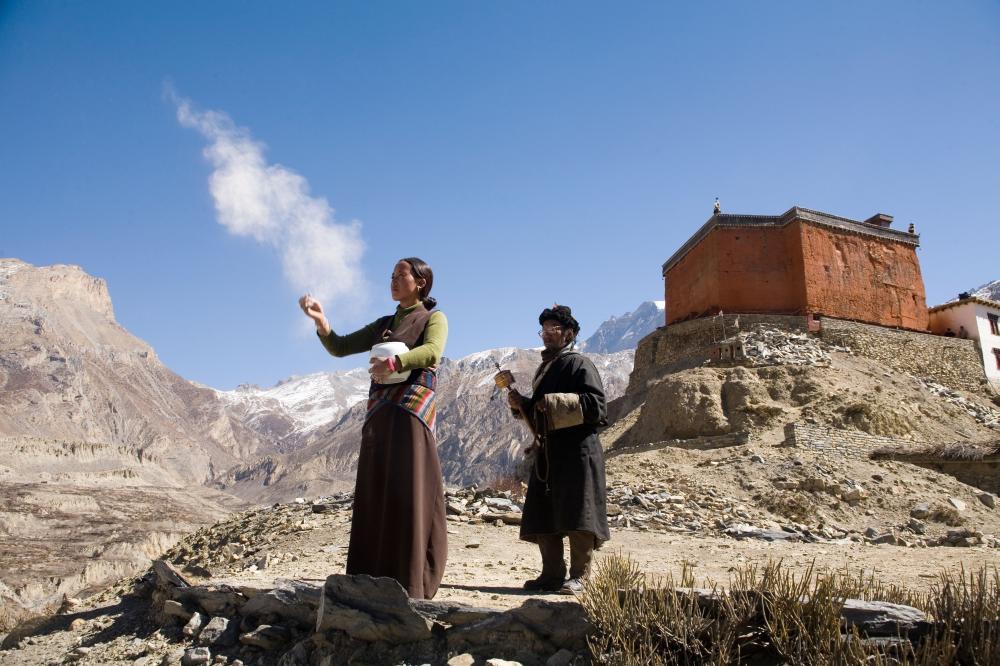 Гималаи. Там, где живет ветер