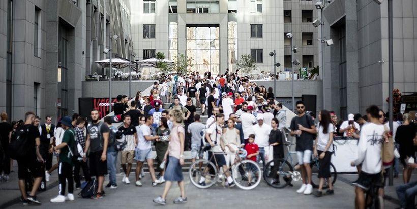 фестиваль уличной культуры don't Take Fake