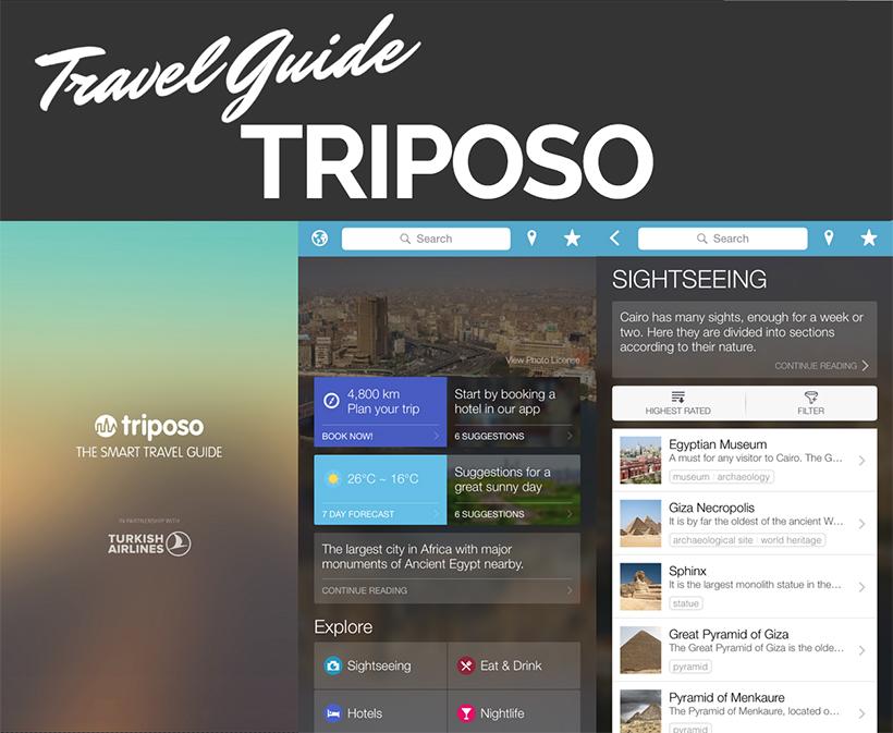 Приложение Triposo