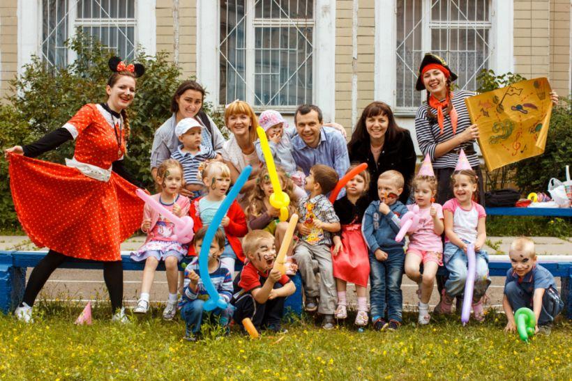 детский праздник Киев