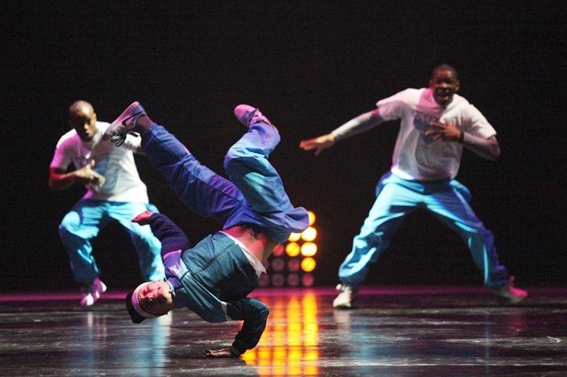 танцы хип-хоп