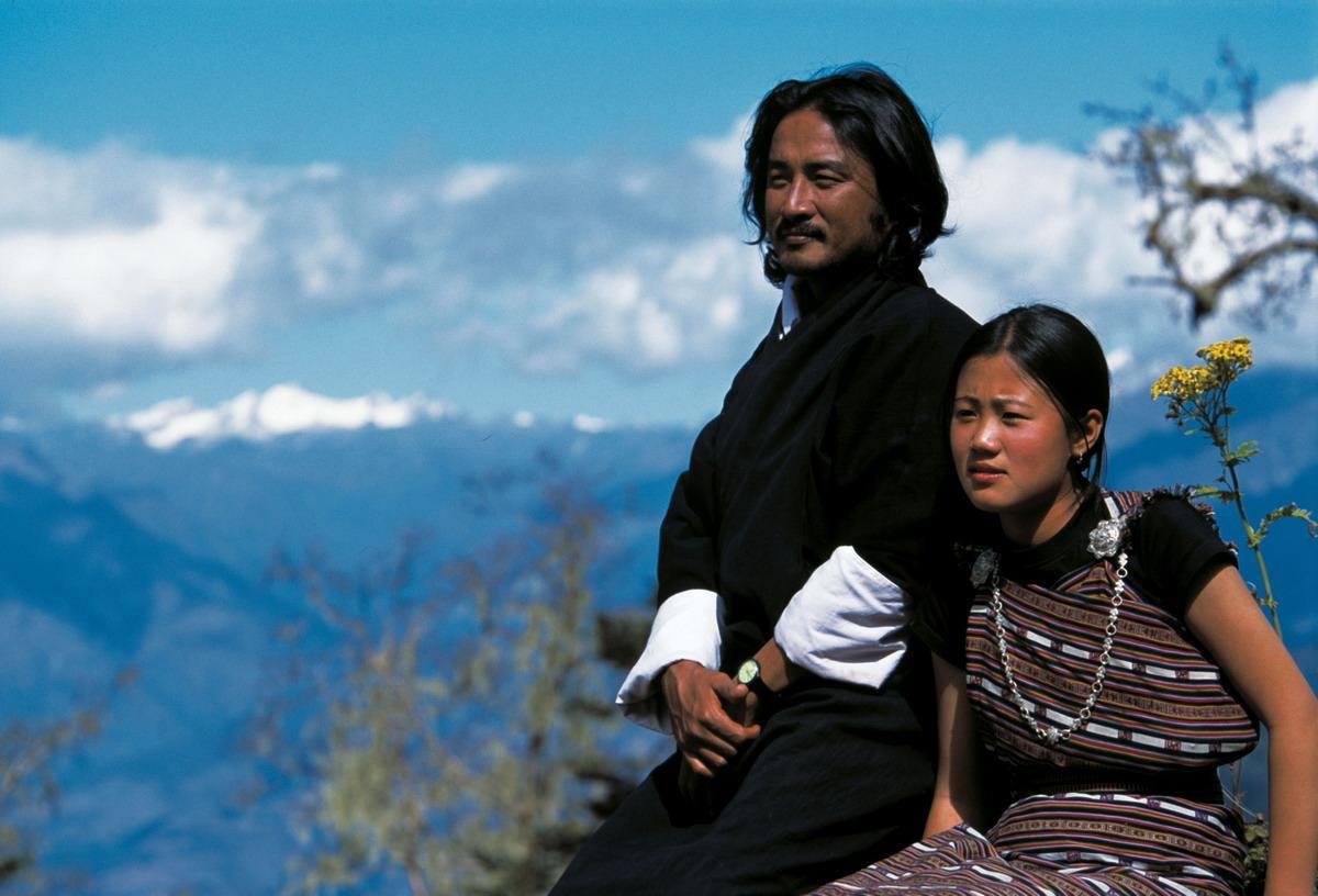 Маги и странники. фильм о Гималаях
