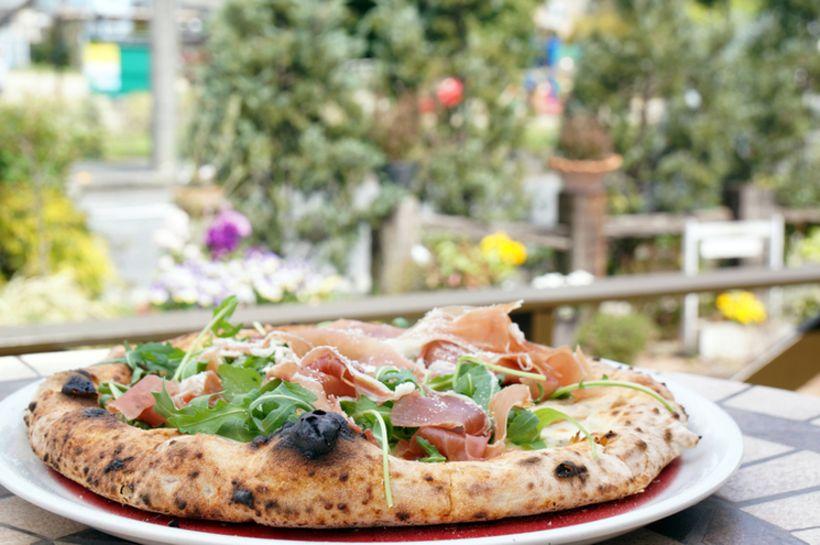 пицца, Италия