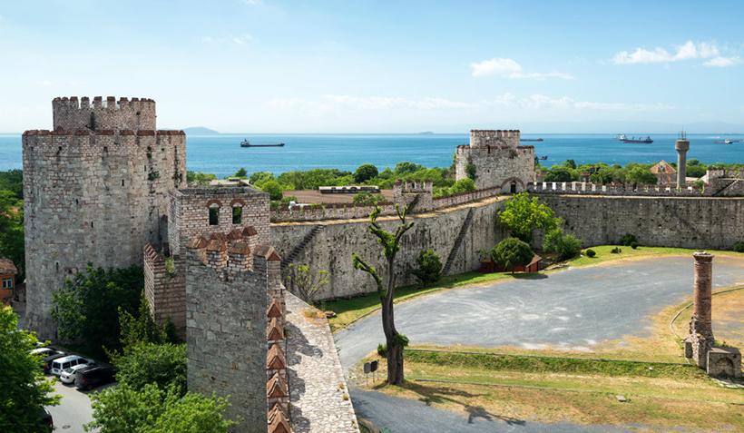 Крепость Едикуле в Стамбуле