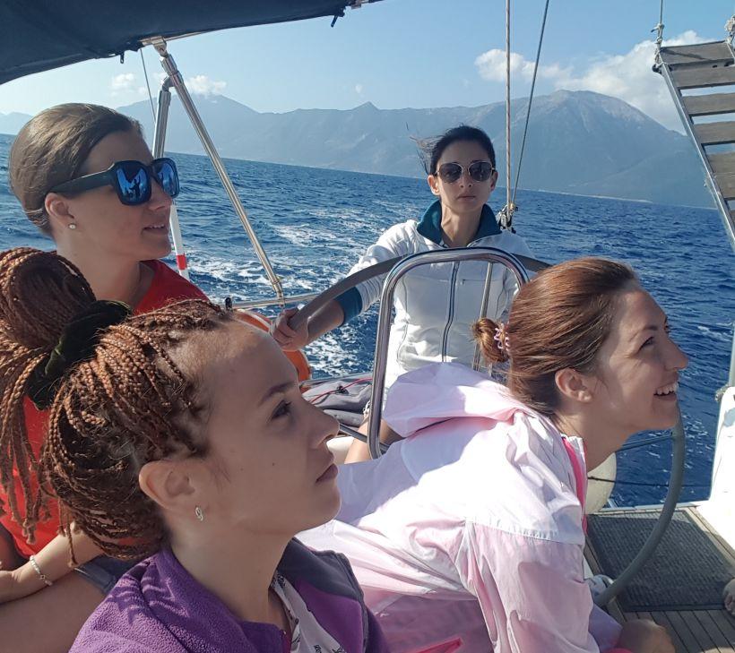 яхтенный тур