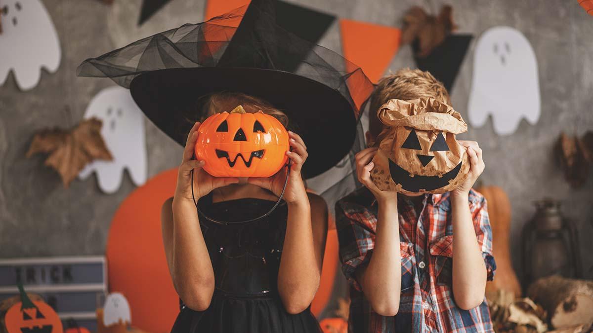 Хеллоуин в Америке