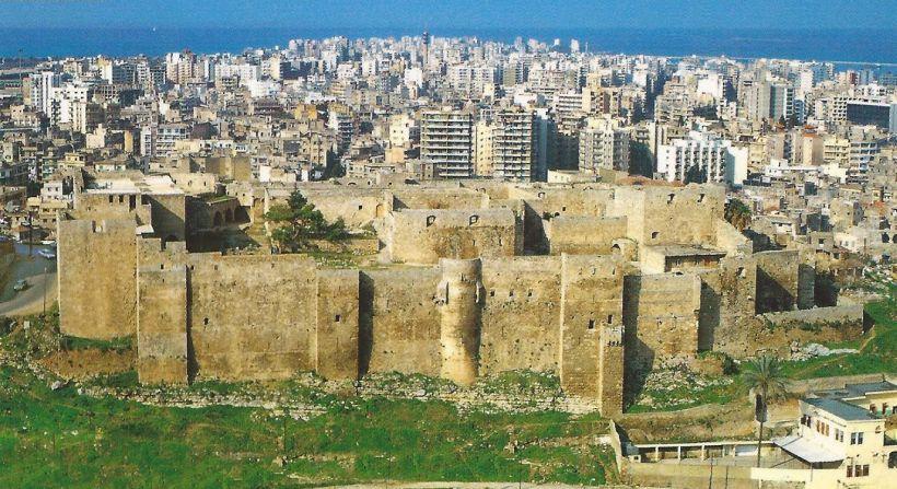 крепость Триполи, Ливан