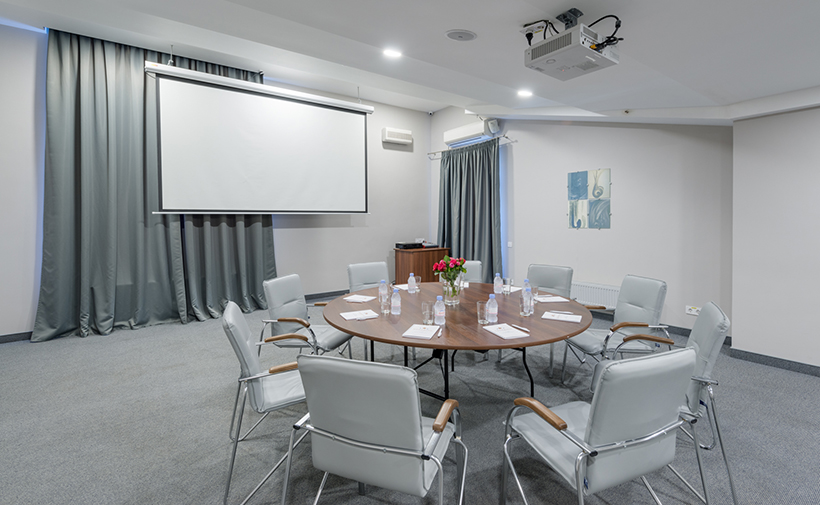 Камерные залы для переговоров в отеле «Гагаринн»