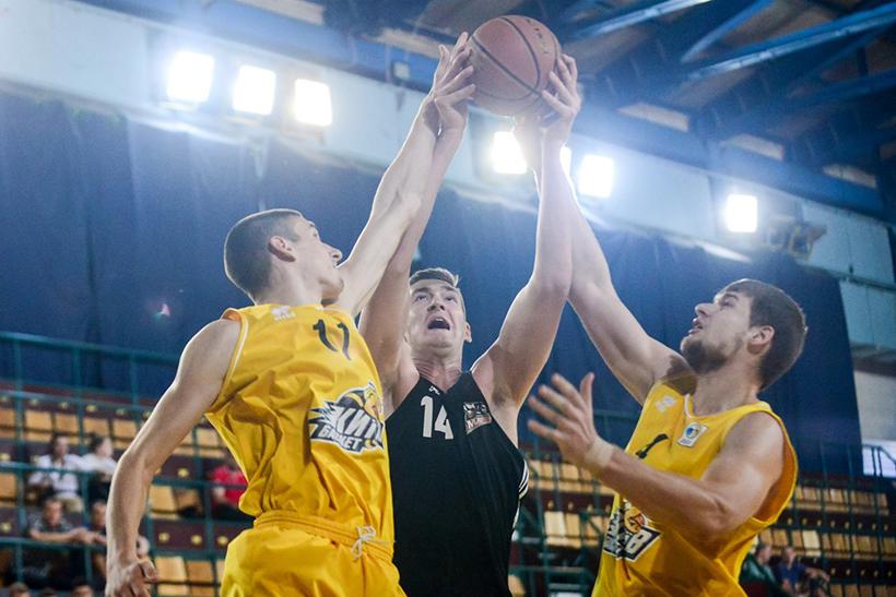 Команда «Київ-Баскет»