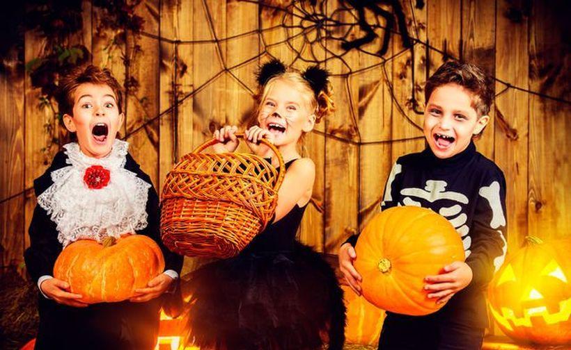 квест к Хеллоуину