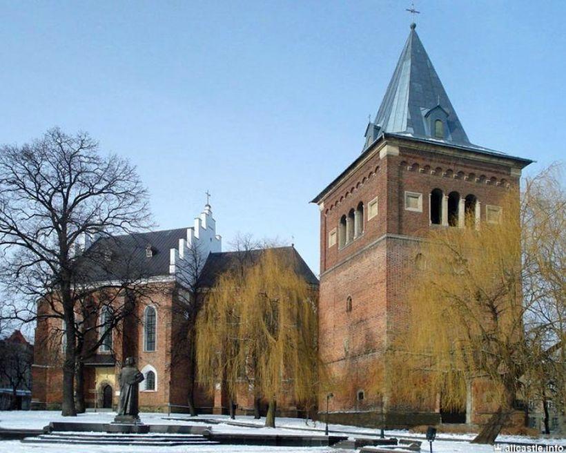 Костел Св. Варфоломія, Дрогобич
