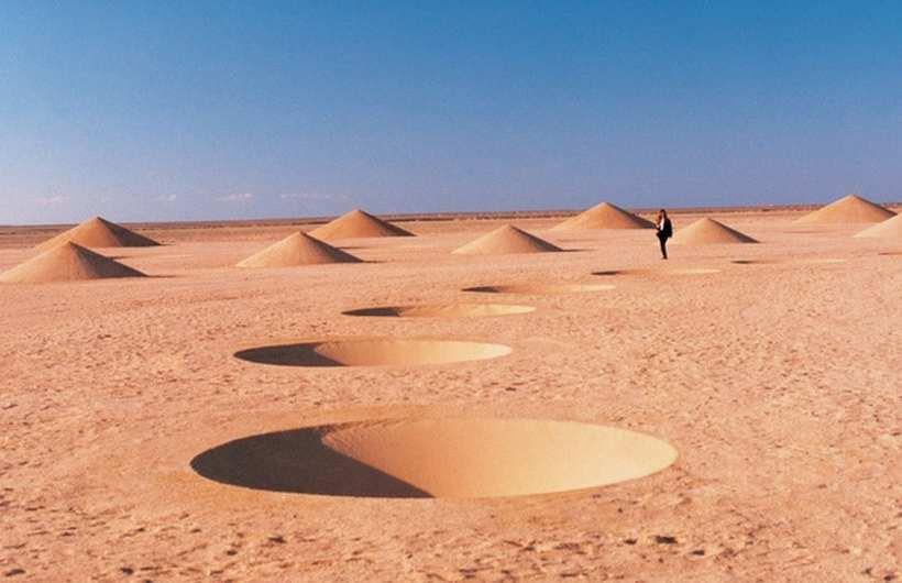 Дыхание пустыни