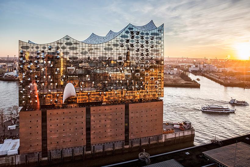 Эльбская филармония, Гамбург