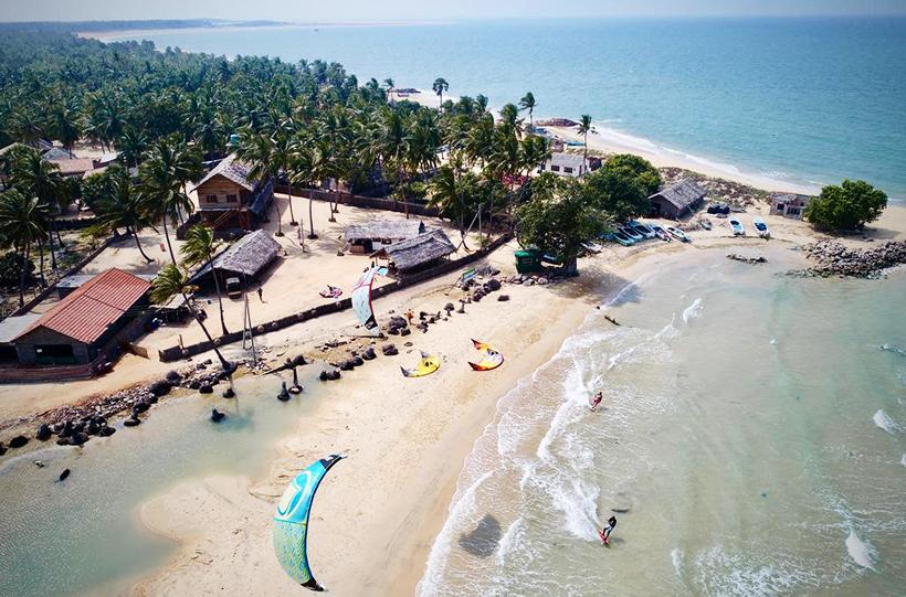 Surfpoint Sri Lanka Kite Village, Калпития, Шри-Ланка