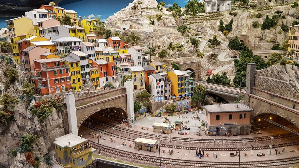 Музей миниатюрных моделей в Гамбурге