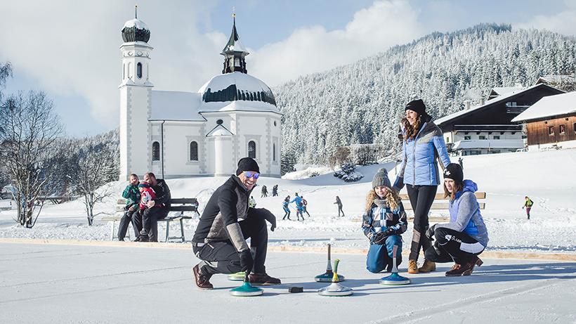 Apres-ski в Зеефельде