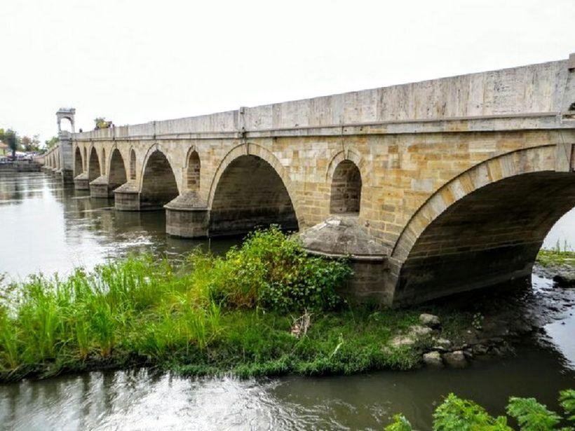 Древний мост Эдрине