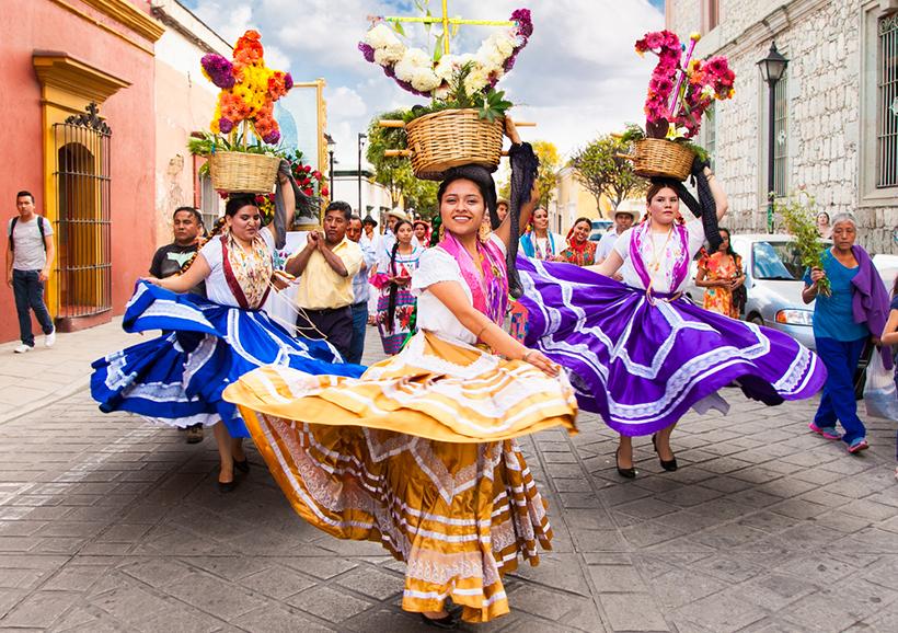 люди в мексике