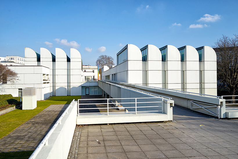 Музей Баухаус в Берлине