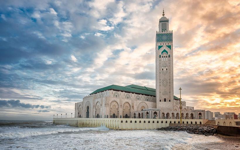 Мечеть Хассана II, Касабланка, Марокко