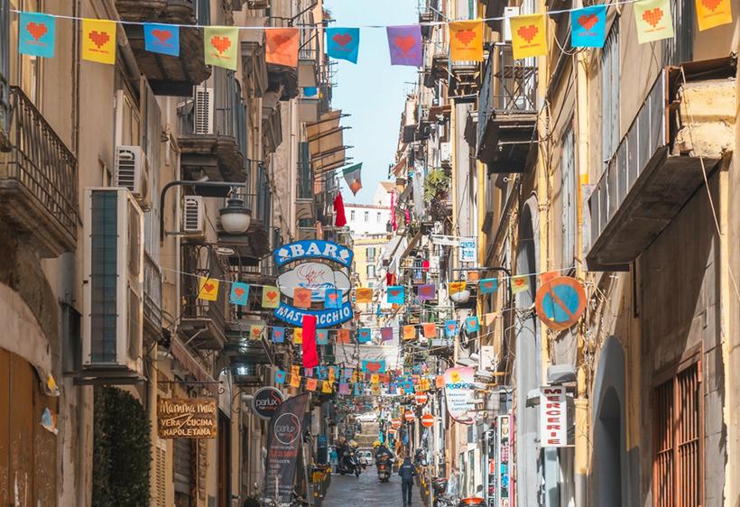 Іспанський квартал в Неаполі