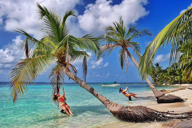 Пляжный отдых в Панаме