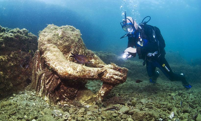 Підводний парк «Байя»