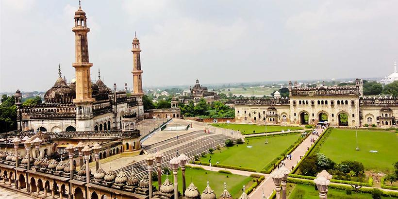 Лакхнау. Бара Имамбара
