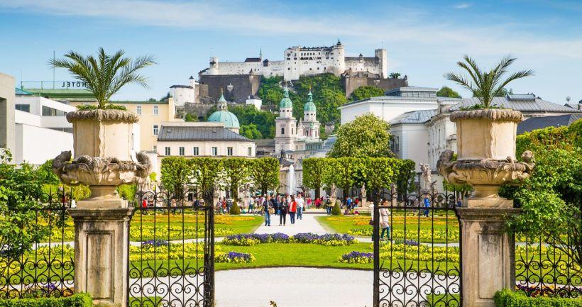 Дворец Мирабель, Зальцбург