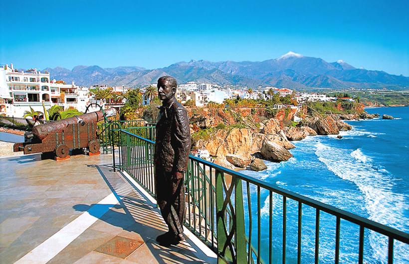 «Балкон Европы», Нерха, Испания