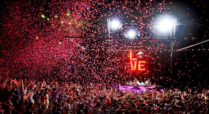 Новогодняя вечеринка в Сан-Хуан-дель-Сур