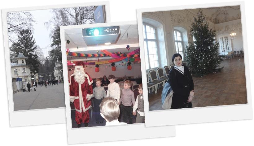 Новый год в Прибалтике