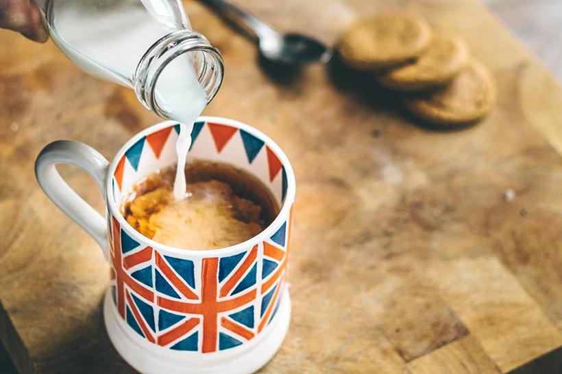 Чай в Лондоне