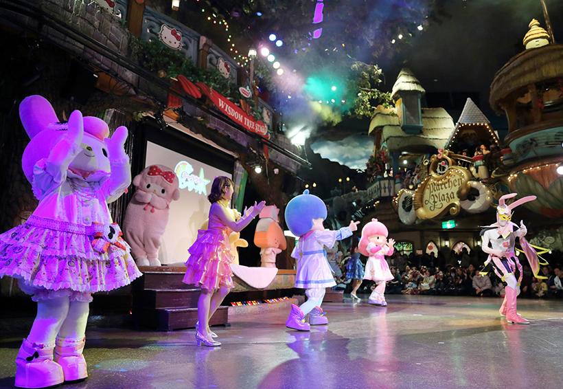 Празднование Нового Года в Токио