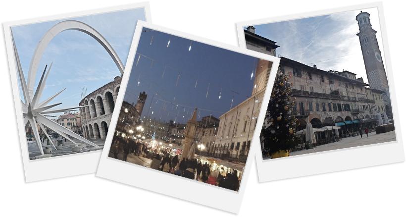 Новый год в Вероне