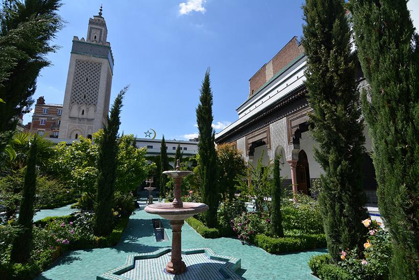 Большая мечеть Парижа (Grande Mosquée de Paris)