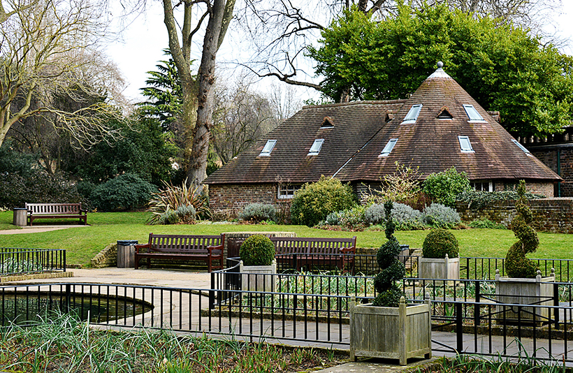 Холланд-парк (Holland Park)