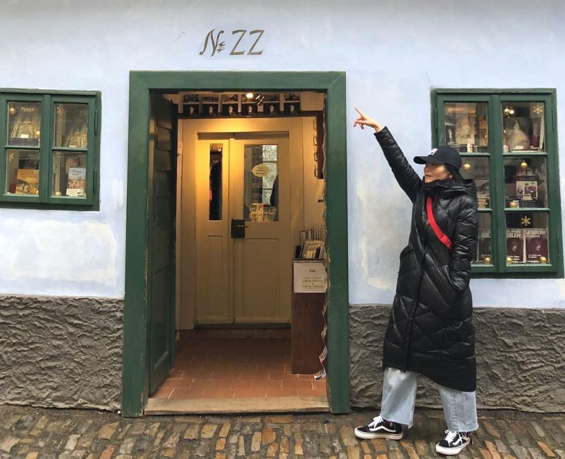 Дом Кафки Прага