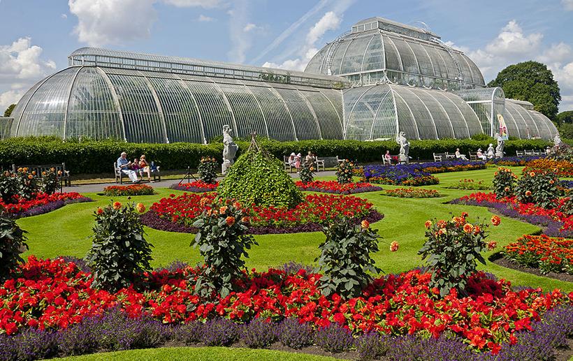 Королевские ботанические сады Кью (Royal Botanic Gardens, Kew Gardens)