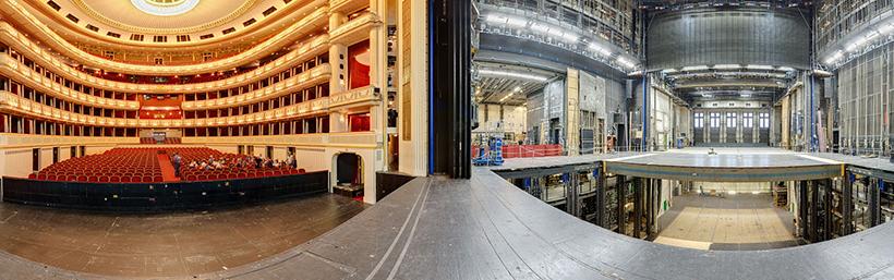 Экскурсии в Венскую оперу