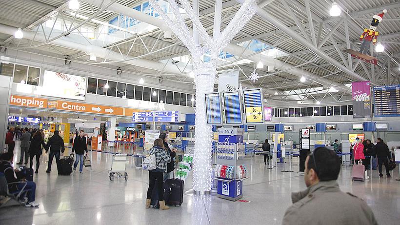 Афинский международный аэропорт