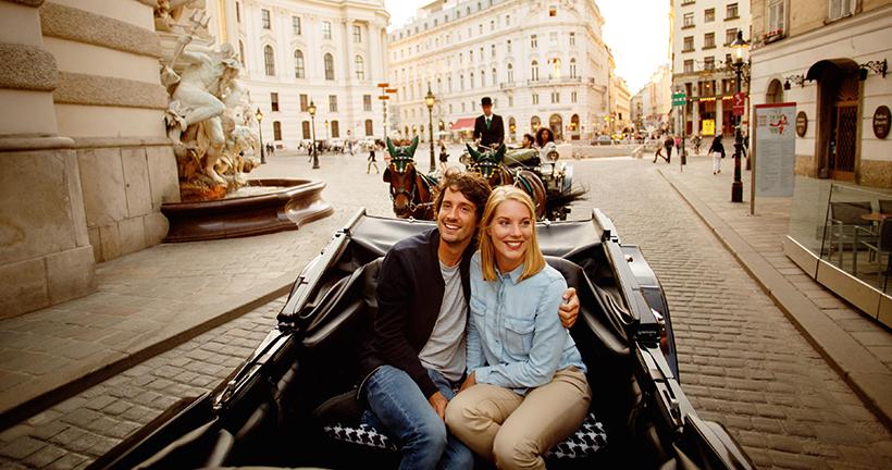 Романтический уикэнд в Вене