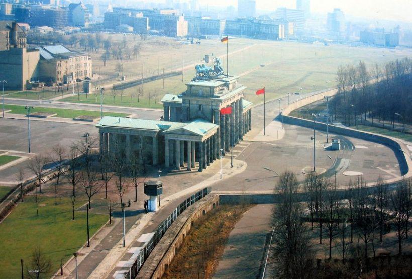 Берлинская стена, Берлин