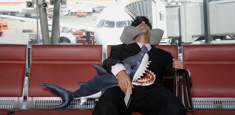 ночевка в аэропорту