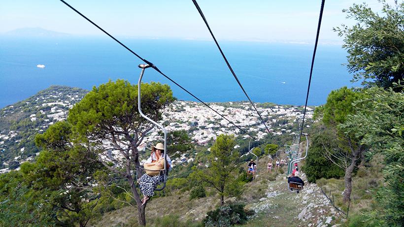 Подъем на гору Монте Соларо