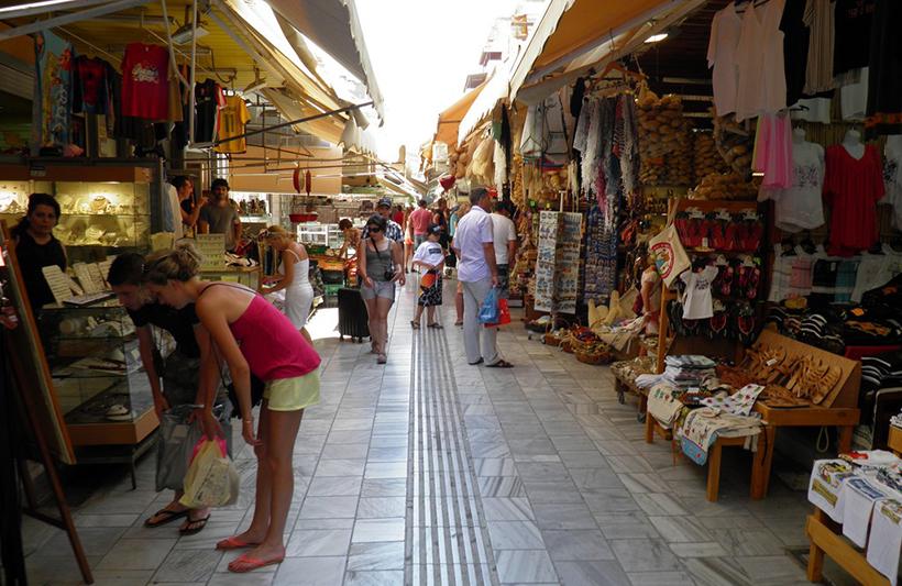 Рынок Ираклиона