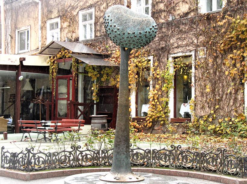 Дерево любви в Одессе