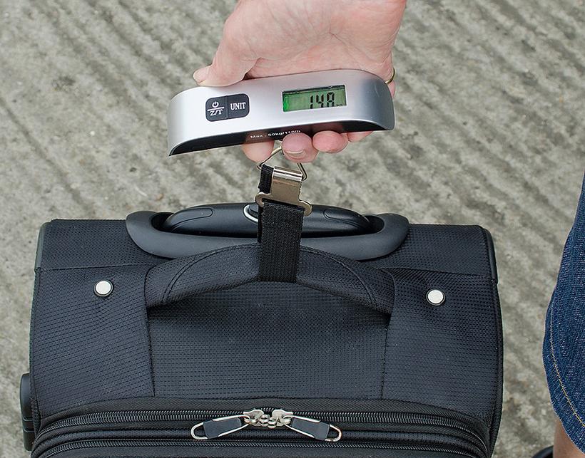 Портативные весы - подарок туристу