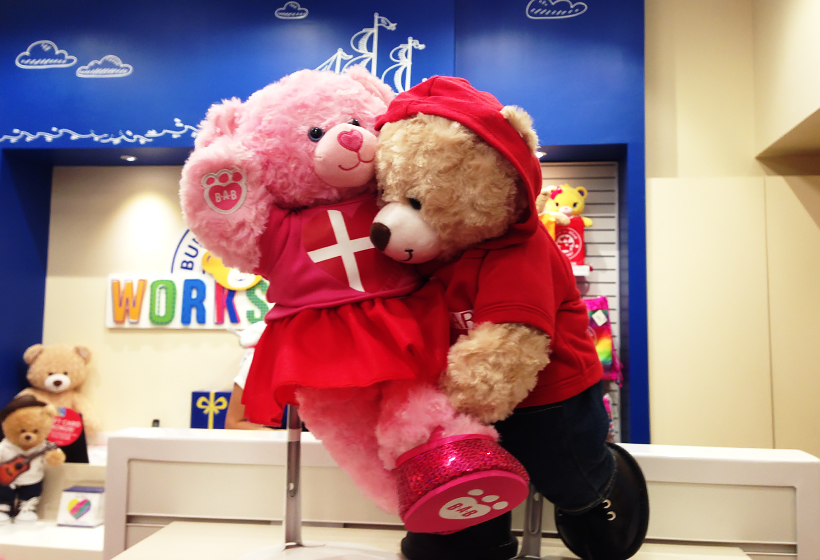 Магазин «Build-a-Bear Workshop»