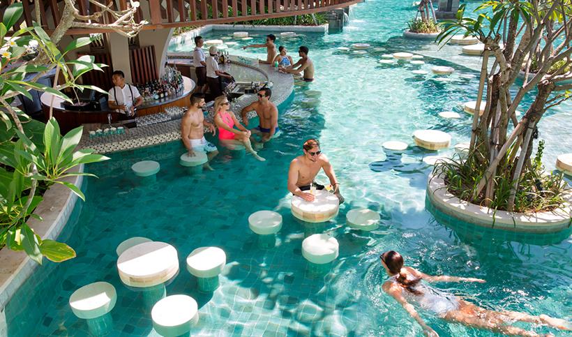 Отдых в Sofitel Bali Nusa Dua Beach Resort